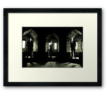 father Framed Print