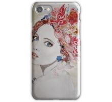 """Thought of you"" iPhone Case/Skin"