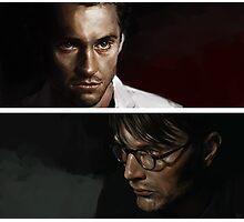 Hannibal - Role Reversal Photographic Print