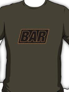 Bar Rope Edge  T-Shirt