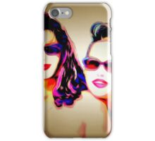 Do not stand to the wind!!! iPhone Case/Skin