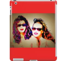 Do not stand to the wind!!! iPad Case/Skin