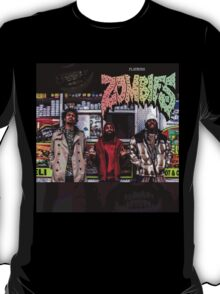 Flatbush Zombies: Grillz T-Shirt