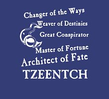 Tzeentch, Architect of Fate Unisex T-Shirt
