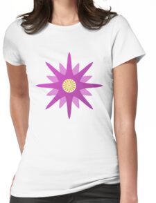 star light so bright Womens Fitted T-Shirt