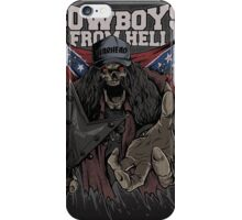Cowboys From Hell iPhone Case/Skin