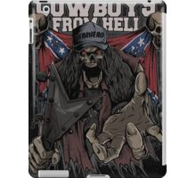 Cowboys From Hell iPad Case/Skin