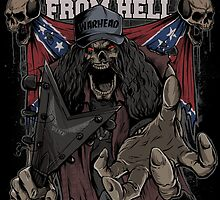 Cowboys From Hell by ottyag