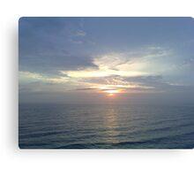another horizon.. Canvas Print