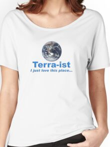terra-ist Women's Relaxed Fit T-Shirt