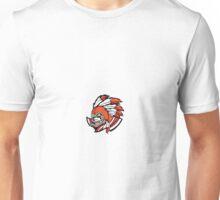 American indian man kentucky sport Unisex T-Shirt