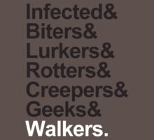Walkers (Walking Dead) by Thomas Erlandsen