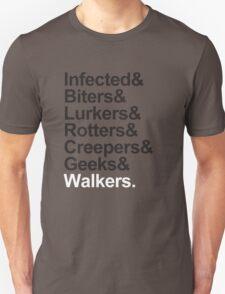 Walkers (Walking Dead) T-Shirt