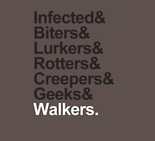 Walkers (Walking Dead) Unisex T-Shirt