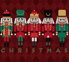 The Christmas Nutcrackers by weirdoodle