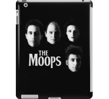 The Moops iPad Case/Skin