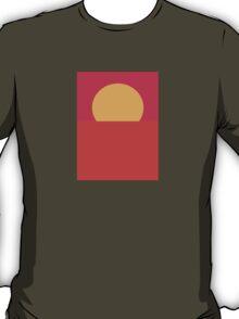 The endless summer. Minimal version. T-Shirt
