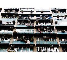 Apartments Photographic Print