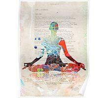 Atlantida Yoga Book Poster