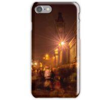 Birmingham at Christmas iPhone Case/Skin