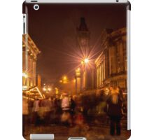 Birmingham at Christmas iPad Case/Skin