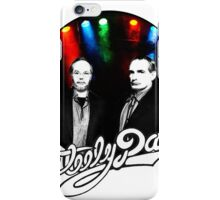 Steely Men iPhone Case/Skin