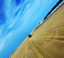 Official Highway Fraser Island  by Ben de Putron