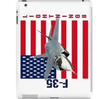 F-35 Lightning II  iPad Case/Skin