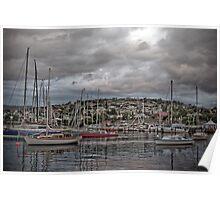 Bellerive Yachts Poster