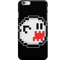 8-BIT BOO!! iPhone Case/Skin