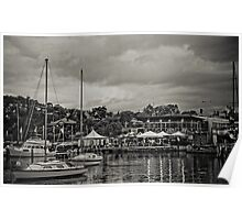 The Yacht Club, Bellerive Poster