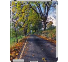 Walks In The Autumn iPad Case/Skin