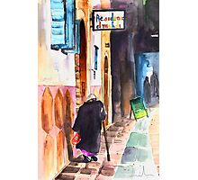 Old And Lonely In Morocco 03 Photographic Print