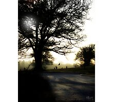 THE 18th HOLE Photographic Print