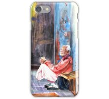 Old And Lonely In Morocco 01 iPhone Case/Skin