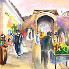 Medina Of Essaouira by Goodaboom