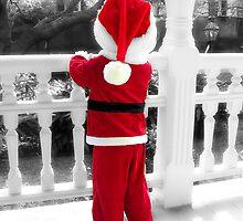 Waiting for Santa by Wendy Mogul