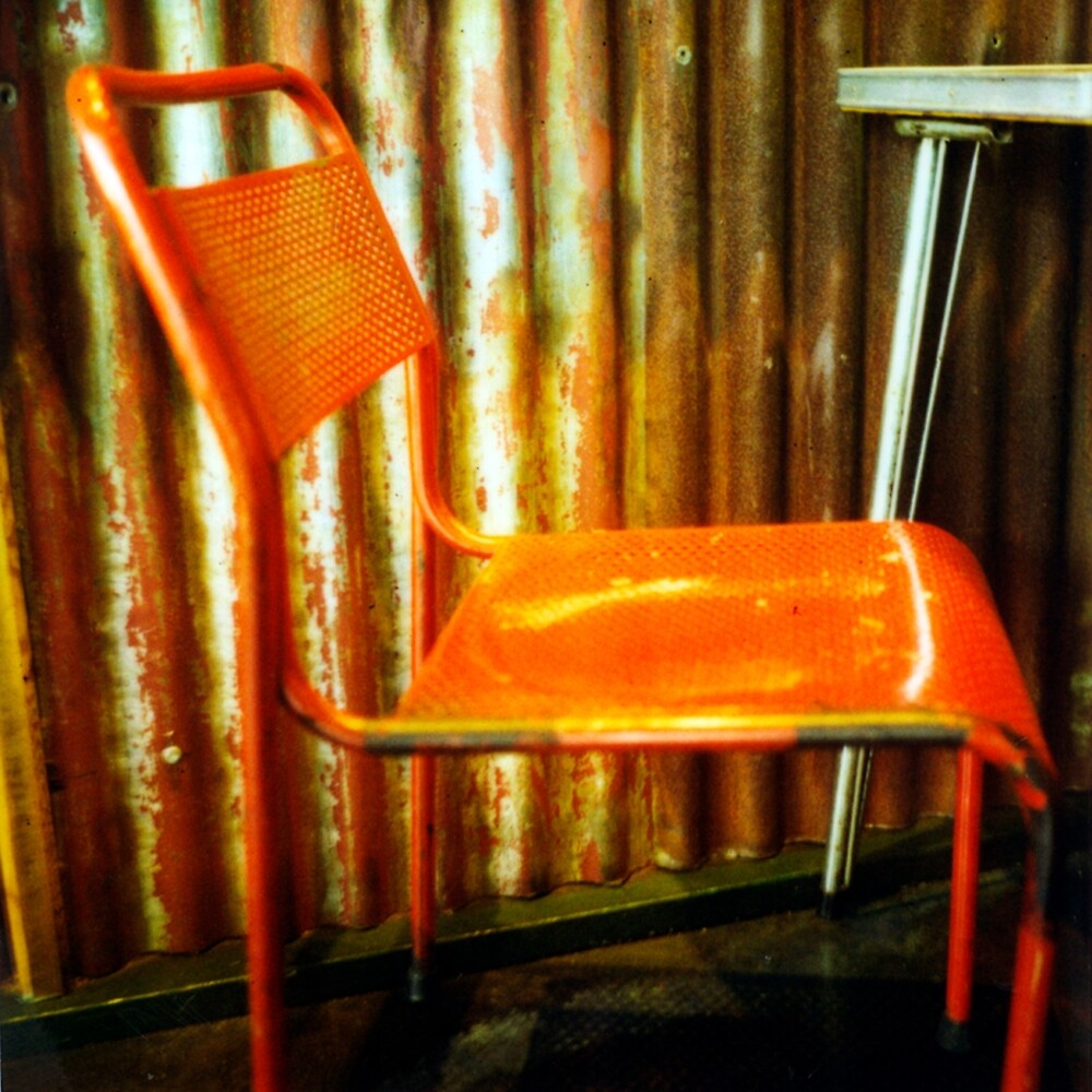 Red Chair  by Cameron Stephen