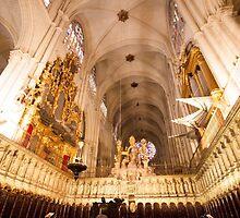 Toledo Cathedral by terezadelpilar~ art & architecture
