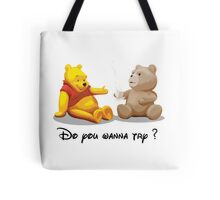 Do you wanna try? @Winnie @Ted Tote Bag