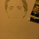 MY MOM (not finished) by cheetaah