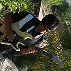 Guitar Man by Amber Carpenter
