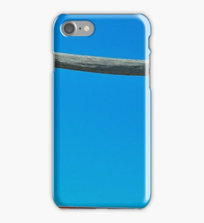 The Big Axe iPhone Case/Skin