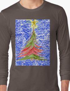 Oh Christmas Tree Long Sleeve T-Shirt