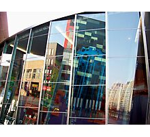 The Lowry museum Photographic Print