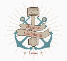 Taller Hermanos Quintana Garaje Luarca Asturias One Piece - Short Sleeve