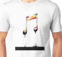 Feelings Behind the Darkness Unisex T-Shirt