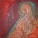 'Eastern Leaf' by Shahida  Parveen