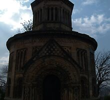 Monteath Mausoleum  by MissyVix