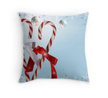 Jolly Joy Throw Pillow
